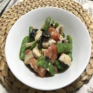 【開運レシピ】浄化効果の高い塩麹のドレッシングサラダ