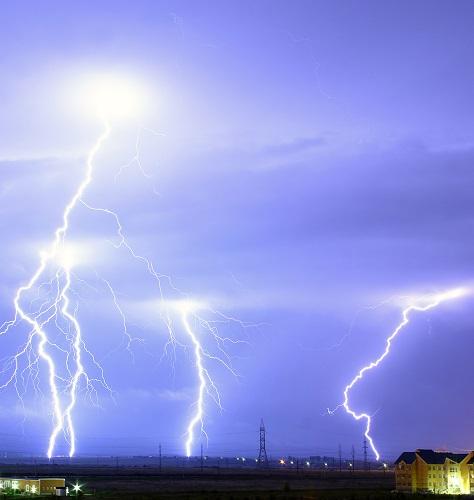 マーク・矢崎の開運便り「雷に願いを……」