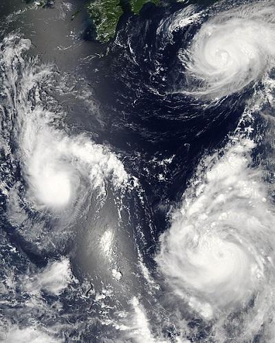 地震、雷、風、水害。心配だったら、おまじない!?