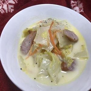 【開運レシピ】直感を高める「白菜のミルク煮」