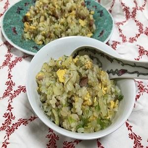 【開運レシピ】心に安らぎをもたらすセロリの炒飯