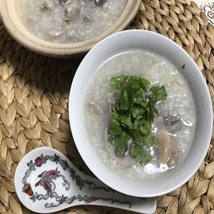 【開運レシピ】】金運アップ! もち米のおかゆ