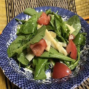 【開運レシピ】危険回避する力をつける【タケノコのサラダ】