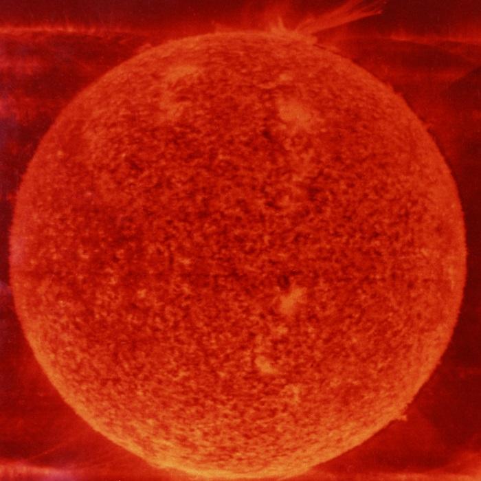 なんだか元気が出ないときは、真夏の太陽パワーをチャージ!