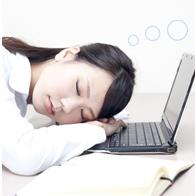 仕事中の眠気対策