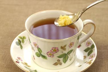 自分だけのお茶をつくろう♪