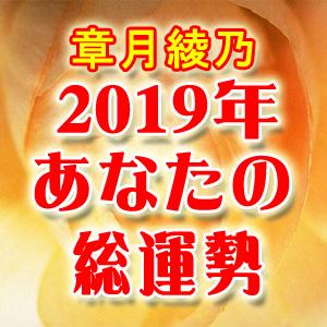 【2019年あなたの総運勢】出会い/恋愛/結婚/仕事/マネー/対人