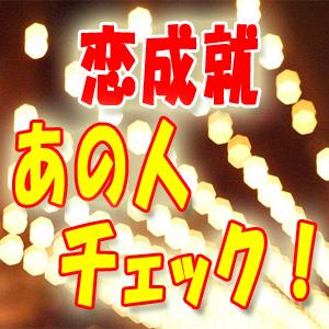 *【恋成就★あの人チェック!】本気度/恋人昇格/告白キーワード